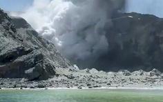 Yeni Zelanda'da yanardağ patlaması!