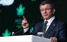 Davutoğlu'ndan Erdoğan'a zehir zemberek sözler
