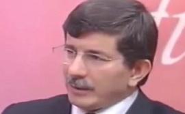 Ahmet Davutoğlu'nun 15 yıl önceki sözleri olay oldu