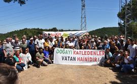 CHP'li Ceylan: Kaz Dağları katliamının arkasında Saray var