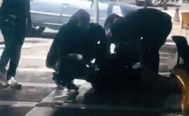 Şanlıurfa'da canlı bombanın yakalanma anı
