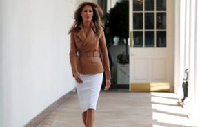 First Lady kayıplara karıştı