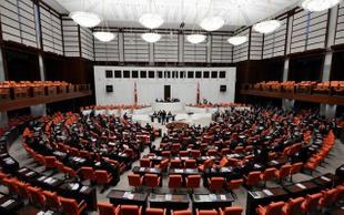 Cumhurbaşkanlığı sisteminin ilk bütçesi Meclis'te