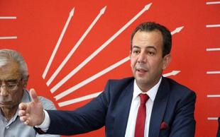Tanju Özcan, milletvekilliğinden istifa etti