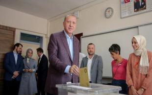 ABD basını: Erdoğan için yenilgi..