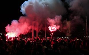 Süper Kupa finalinde 25  gözaltı
