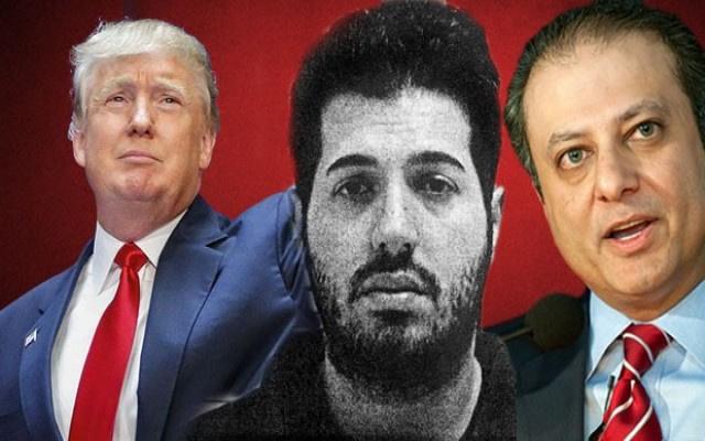 Zarab davasına Trump ertelemesi