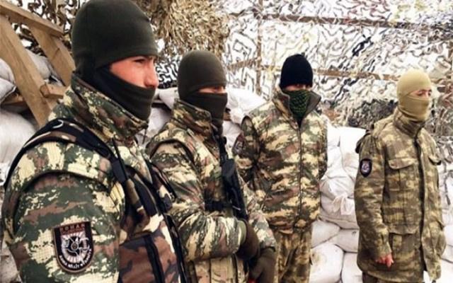 Kırım'ı Ruslar'dan kurtarmak için Tatar taburu