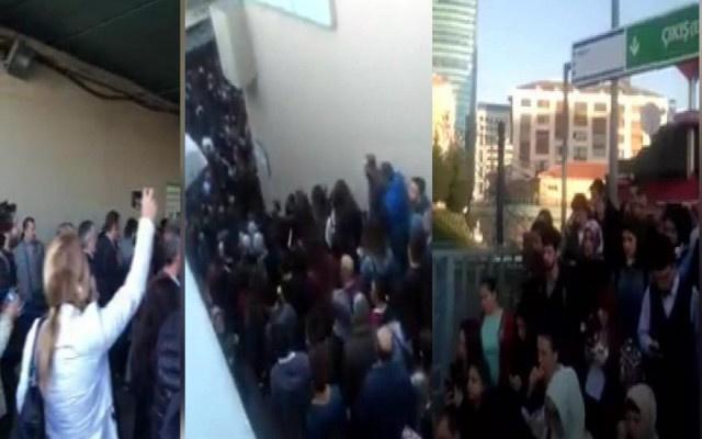 İstanbulluların metrobüs isyanı
