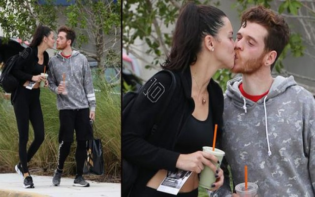 Adriana Lima'nın aşkı sokaklara taştı