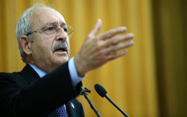 Kılıçdaroğlu'ndan NATO tatbikatındaki skandala tepki