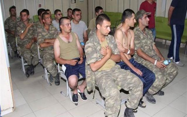 731 asker için Vali'den açıklama