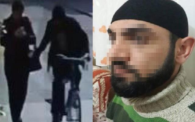 Bisikletli tacizci' tutuklandı