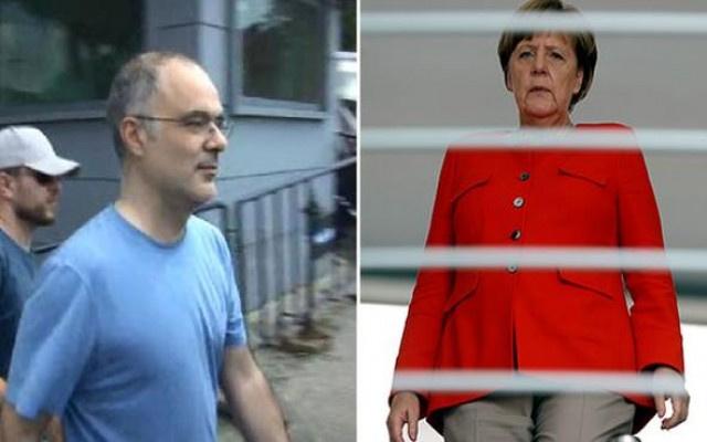 Merkel'den Büyükada tutuklamasına büyük tepki