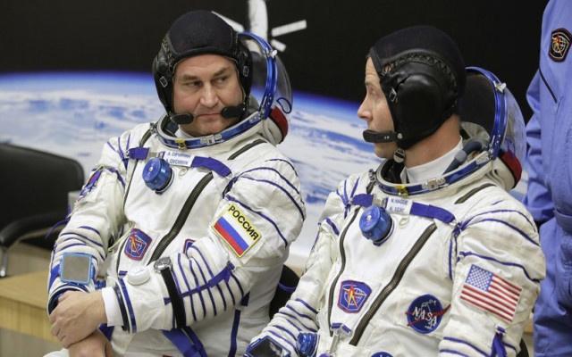 Soyuz roketi acil iniş yapacak
