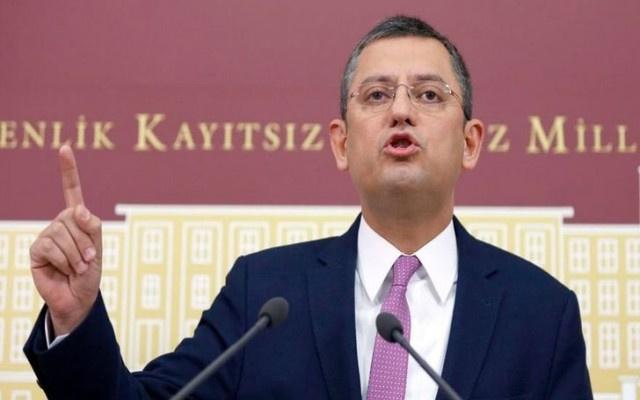 CHP, Binali Yıldırım'ın istifasını istedi