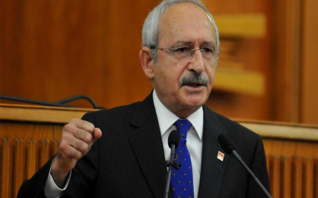 """Kılıçdaroğlu, """"Bu bütçeye oy vermek haramdır"""""""