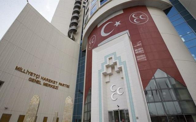 MHP'nin Aydın adayı çekildi