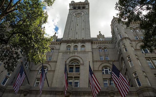Suudi lobicilere Trump'ın otelinde 500 oda