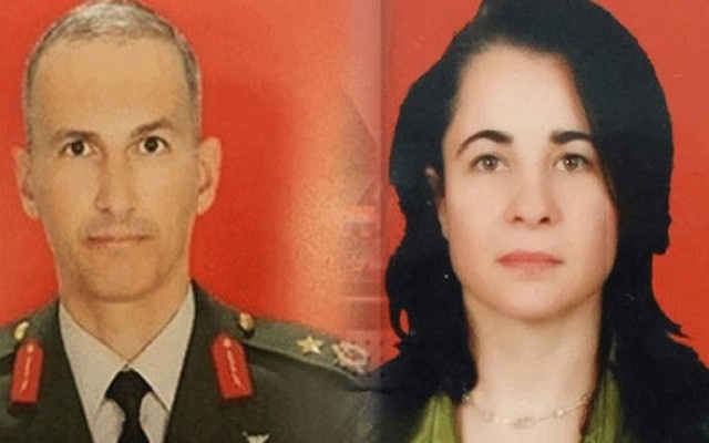Darbeci generalin eşine 18 yıl hapis
