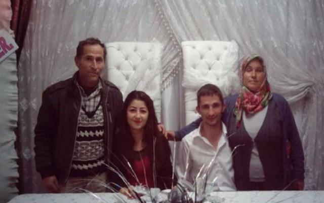 Öldürdüğü kocasının ailesi ona sahip çıktı