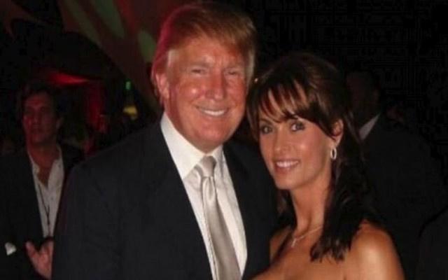 Trump'ın bir yasak aşkı daha ortaya çıktı