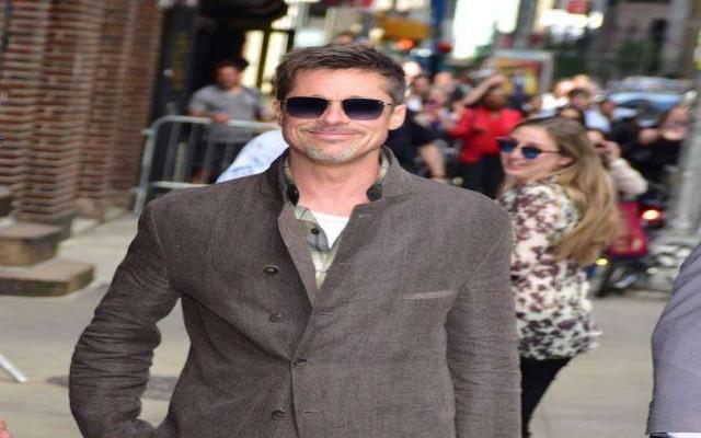 Brad Pitt yeni bir aşk yaşıyor