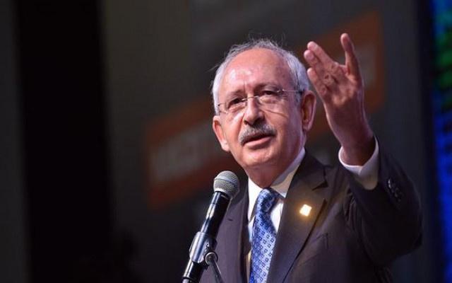 Kılıçdaroğlu 2019'un iki şifresini verdi