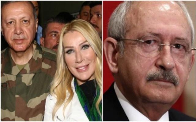 Seda Sayan'dan Kılıçdaroğlu'na tepki