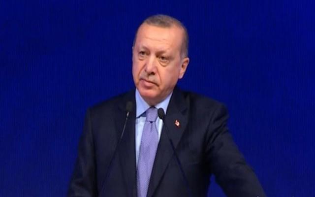 Erdoğan'dan altın ve dolar çıkışı