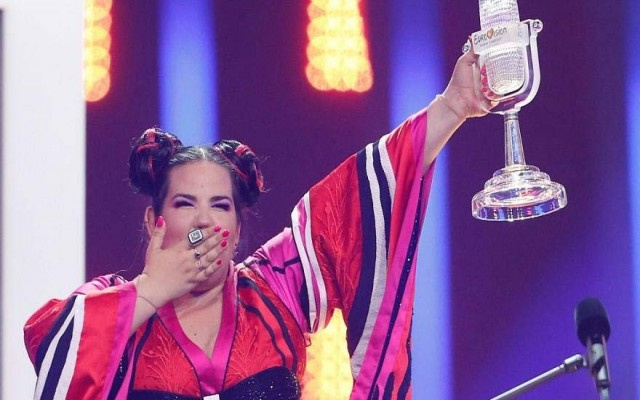 Eurovision 2018'i kazanan belli oldu