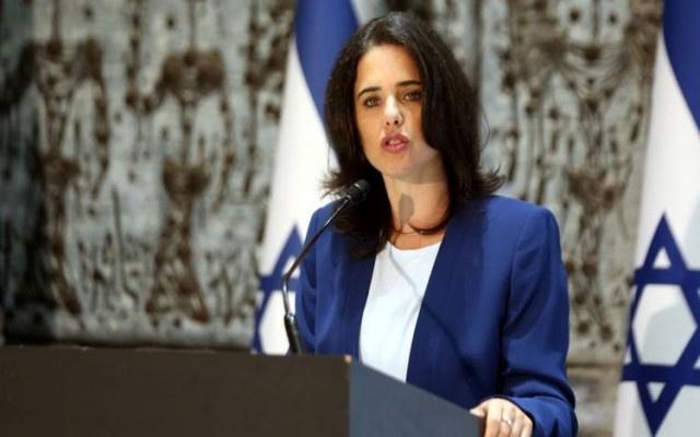 İsrailli Bakan'dan akılalmaz sözler
