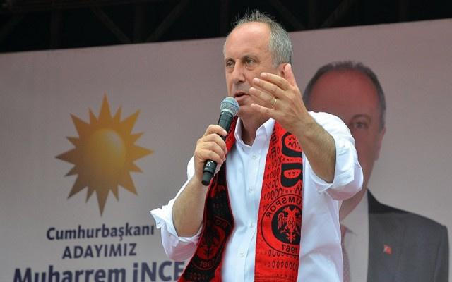 İnce'den Erdoğan'a Dolar çağrısı