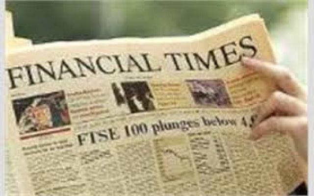 Financial Times 'tan çarpıcı Kandil yorumu