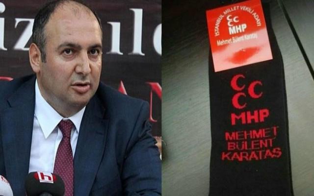MHP'yi karıştıran siyah çorap krizi
