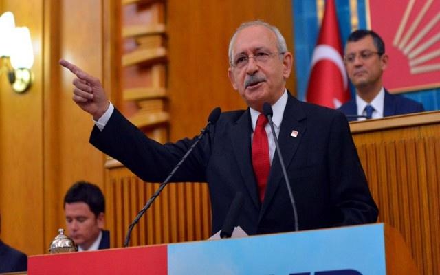 Kemal Kılıçdaroğlu'na soruşturma