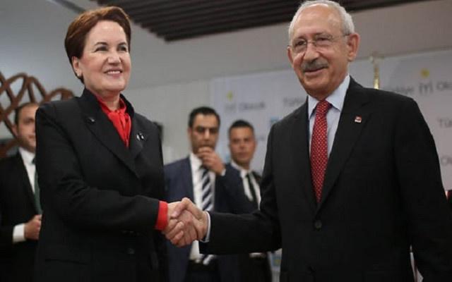 İyi Parti CHP ile tabanda ittifaka uzak değil