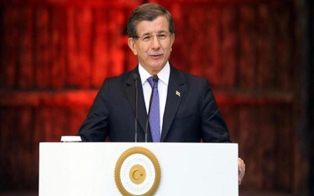 Ahmet Davutoğlu'ndan mektup tepkisi