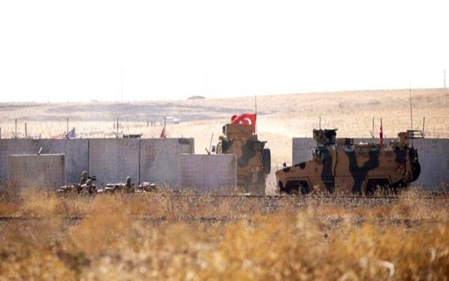 Türkiye sınırından çekiliyorlar