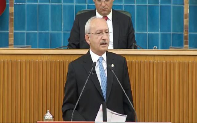 Kılıçdaroğlu'ndan Erdoğan'a 7 soru