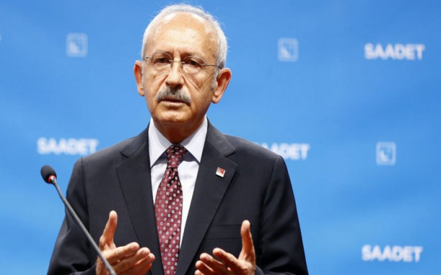 CHP lideri: ABD'den elleri boş döndüler