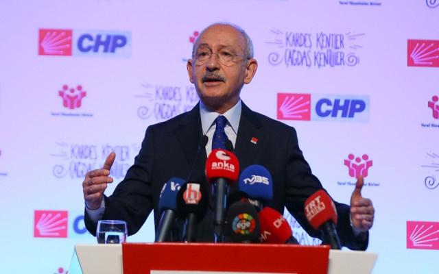 Kılıçdaroğlu: Türkiye'de kimsenin can güvenliği yok