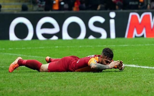 Galatasaray 90+2'de gelen gole engel olamadı