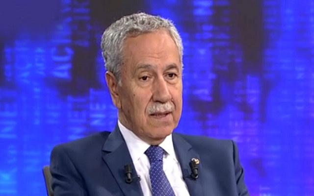 Bülent Arınç'ı AKP'den ihracı istendi