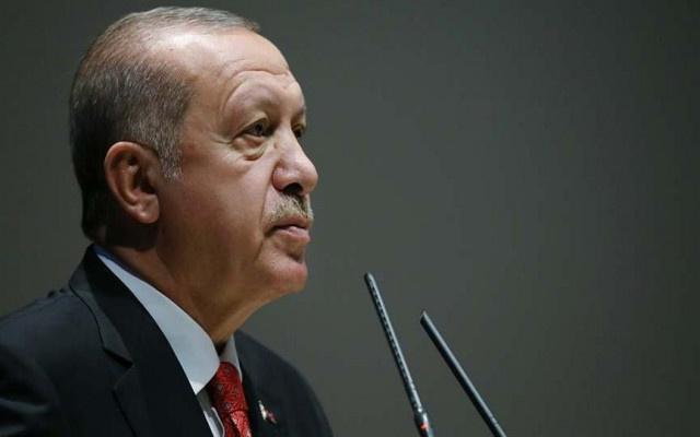 Erdoğan: Barış Pınarı Harekâtı devam edecek