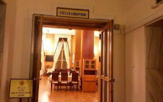 Milletvekilleri için 8'inci lokanta yapılıyor