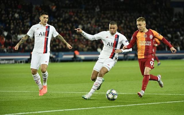 Galatasaray Avrupa'ya veda etti: Sarı-kırmızılılar deplasmanda Paris Saint Germain'e 5-0 yenildi