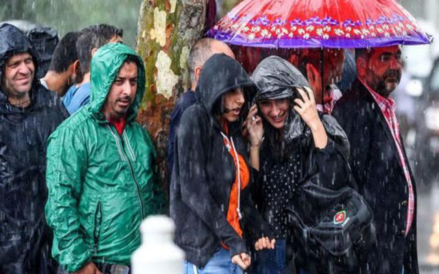 Meteoroloji o bölgede yaşayanları uyardı