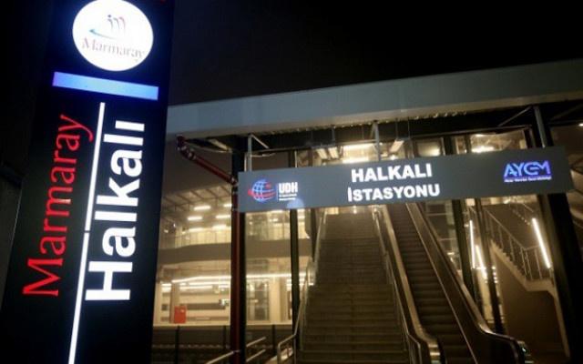 Marmaray hattında ilk günden arıza