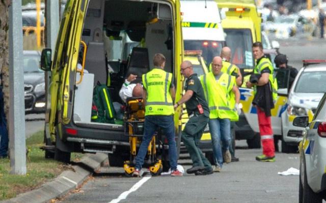 Yeni Zelanda'da camilere silahlı saldırı